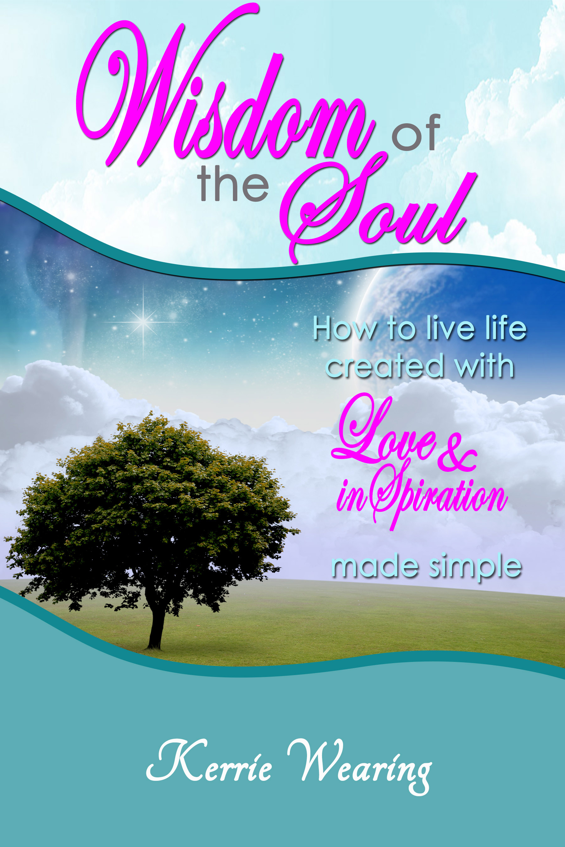 WOOHOO! Wisdom of the Soul is now available for pre-orders
