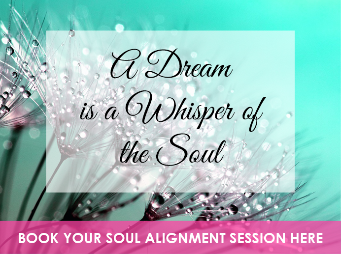 It's time to align more fully with my own Soul