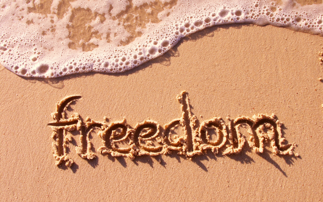 Where does freedom come from?