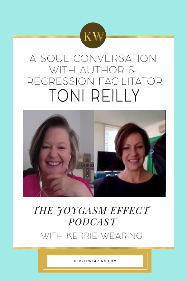 A Soul Conversation with Toni Reilly