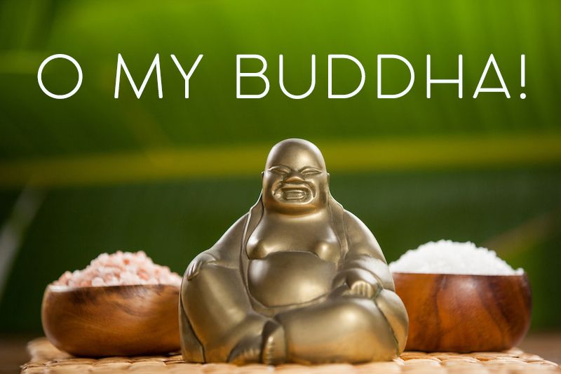 Ending the Year Spiritually Enlightened like Buddha – NOT!
