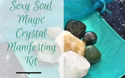 Sexy Soul Magic Crystal Manifesting Kit