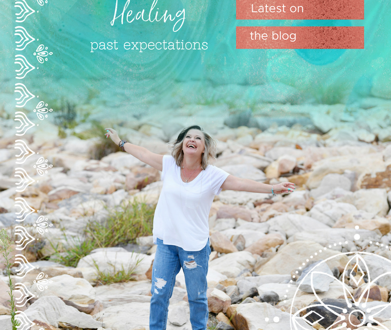 Healing past expectations
