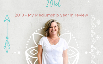 2018 – My Mediumship Year in Review