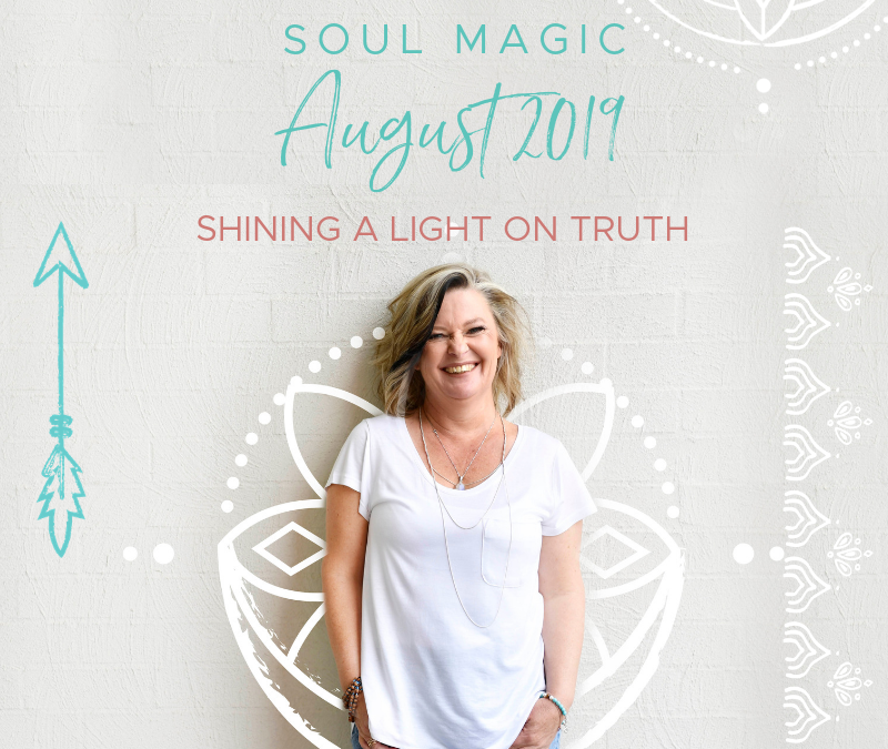 Soul Magic for August 2019