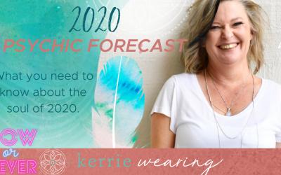2020 Creative Heart Feminine Spirit psychic forecast