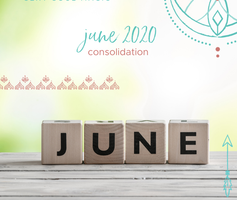 Feminine Spirit Sexy Soul Magic for June 2020